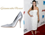Hilary Swank's Gianvito Rossi Pumps