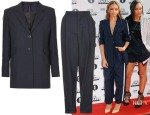 Jade Thirlwall's Topshop Boutique Blazer & Trousers