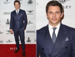 James Marsden In Ovadia & Sons - Los Angeles Confidential Men's Issue Celebration