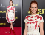 Jena Malone In Valentino - 'St. Vincent' New York Premiere