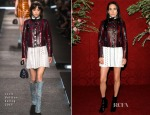 Jennifer Connelly In Louis Vuitton - 20th Annual Artwalk NY