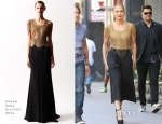Jennifer Lopez In Naeem Khan -  'American Idol' 'Hollywood Week' Auditions