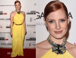 Jessica Chastain In Givenchy Couture - American Cinematheque 28th Annual Award Presentation To Matthew McConaughey