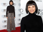 Juliette Binoche In Fausto Puglisi - 'Clouds Of Sils Maria' New York Film Festival Screening