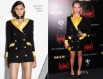 Juno Temple In Balmain - 'Horns' New York Premiere