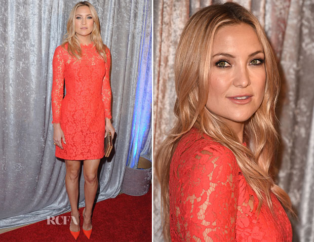 Kate Hudson In Temperley London - IWMF Courage In Journalism Awards