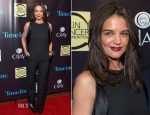 Katie Holmes In Maison Martin Margiela - 2014 Skin Cancer Foundation Gala