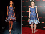 Kiernan Shipka In Chris Gelinas  - People's 'Ones To Watch' Event