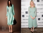 Kirsten Dunst In Burberry Prorsum - Diesel Black Gold at Saks Fifth Avenue Launch and Flaunt Magazine's 15th Anniversary