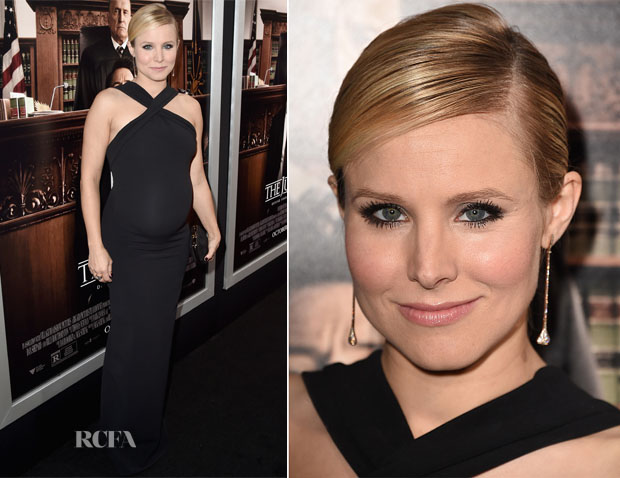 Kristen Bell In  Dsquared² - 'The Judge' LA Premiere