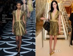 Krysten Ritter In Diane von Furstenberg - The Hollywood Reporter Power of Style Lunch