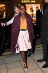 Lupita Nyong'o in Bally