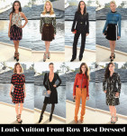 Louis Vuitton Front Row Best Dressed