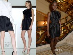 Lupita Nyong'o In Fitriani - Sindika Dokolo Art Foundation Dinner
