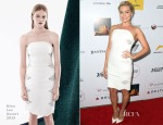 Margot Robbie In Dion Lee - 3rd Annual Australians in Film Awards Benefit Gala