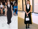 Marion Cotillard In Christian Dio - Fondation Louis Vuitton Opening