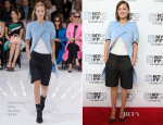 Marion Cotillard In Christian Dior - 'Time Out Of Mind' New York Film Festival Premiere