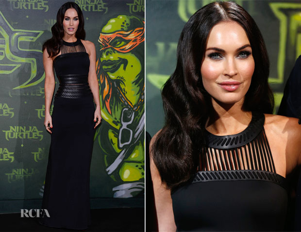 Megan Fox In David Koma - 'Teenage Mutant Ninja Turtles' Berlin Premiere