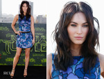 Megan Fox In Marc Jacobs - 'Teenage Mutant Ninja Turtles' Berlin Photocall