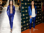 Megan Montaner In Blumarine - Neox Fan Awards 2014