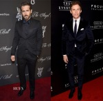 Menswear red carpet 21 october
