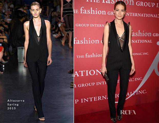 Michelle Monaghan In Altuzarra - 31st Annual FGI Night of Stars