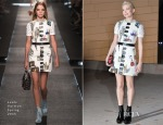 Michelle Williams In Louis Vuitton - Fondation Louis Vuitton Opening