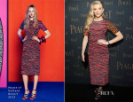 Natalie Dormer In House of Holland - Extremely Piaget Launch Event