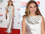 Natalie Portman In Christian Dior - 2014 Children's Hospital Los Angeles (CHLA) Gala: Noche De Ninos