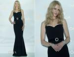 Nicole Kidman In Dolce & Gabbana - OMEGA - De Ville Prestige 'Butterfly' Launch