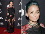 Nicole Richie In Blumarine - AOL Originals Fall Premiere Event