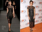 Nikki Reed In Monique Lhuillier - ASPCA Compassion Awards