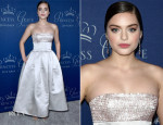 Odeya Rush In Christian Dior - 2014 Princess Grace Awards Gala