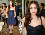 Odeya Rush In Miu Miu - 2014 CFDA Vogue Fashion Fund Event