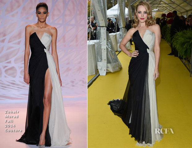 Rachel McAdams In Zuhair Murad Couture - 2014 Canada's Walk Of Fame Awards