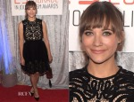 Rashida Jones In Erdem - IWMF Courage In Journalism Awards