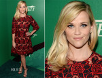 Reese Witherspoon In Dolce & Gabbana - 2014 Variety Power of Women Event