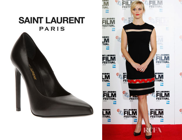 Reese Witherspoon's Saint Laurent 'Classic Paris' Pumps