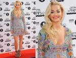 Rita Ora In Emilio Pucci - Radio One Teen Awards