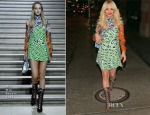 Rita Ora In Miu Miu - Out In New York City