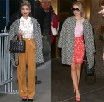 Sarah Hyland's Four Looks In One Day