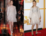 Sarah Jessica Parker In Elie Saab Couture - 'It's Only A Play' Broadway Opening Night Performance