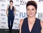 Shailene Woodley In Temperley London - 'White Bird In A Blizzard' New York Screening