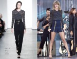 Taylor Swift In Sass & Bide - Good Morning America