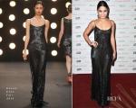 Vanessa Hudgens In Naeem Khan - 'Gimme Shelter' Paris Premiere