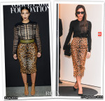 Who Wore Balmain Better...Kim Kardashian or Victoria Beckham?