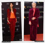 Who Wore Emilio Pucci Better...Lily Aldridge or Noomi Rapace?