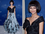 Zendaya Coleman In Vivienne Westwood - 2014 Princess Grace Awards Gala