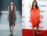 Zoe Saldana In Narciso Rodriguez - 2014 NCLR ALMA Awards