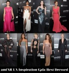 Who Was Your Best Dressed At The amfAR LA Inspiration Gala?